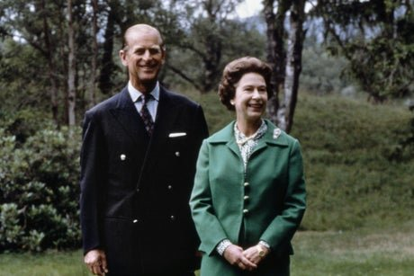 'She sparkled around him': How Prince Philip and the Queen first fell in love
