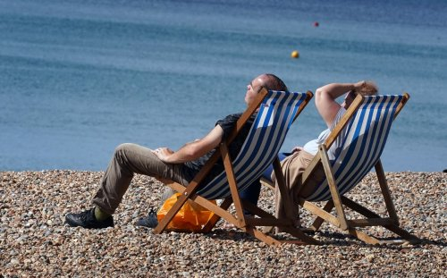 UK to be hotter than south of France Friday in last of the summer