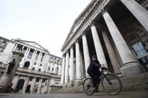 Bank set to sit tight on rates despite record rise in inflation
