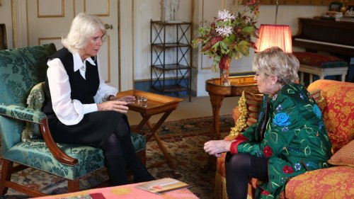 Young people should know more about osteoporosis, Camilla says