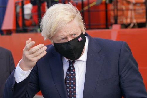 Offshore windfarm Boris Johnson visited a 'political failure', union claims