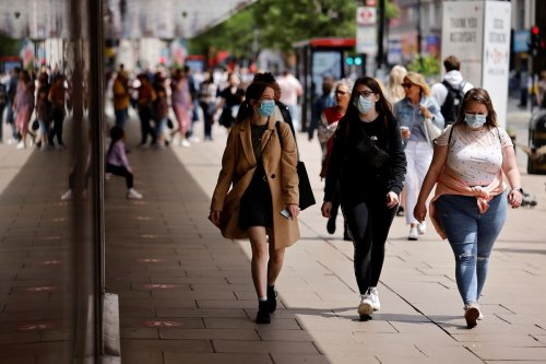 Compulsory mask wearing to end in England within weeks - minister
