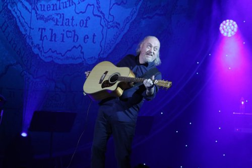 Bill Bailey at the Royal Opera House: Like a stand-up comedy Midas