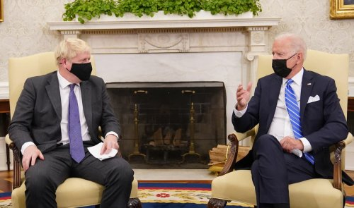 What special relationship? UK trade deal 'not a priority' for Biden