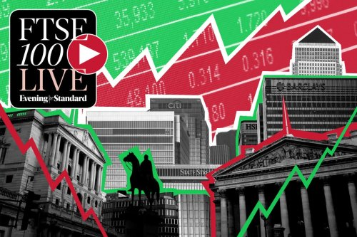 FTSE 100 live: China's crypto crackdown and Evergrande debt in focus