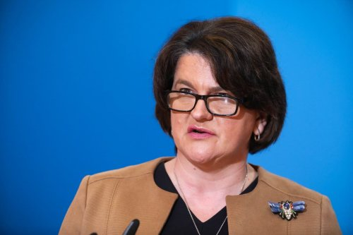 Arlene Foster: I get very distressed when people call me a homophobe