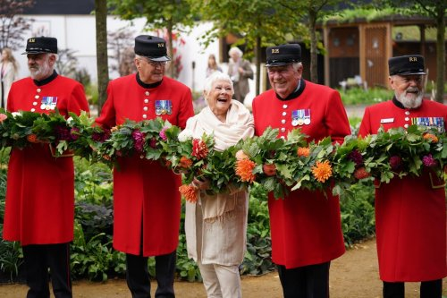 Autumn Chelsea Flower Show features different blooms and call to plant trees