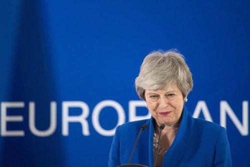 Defence Secretary backs former PM May as future Nato chief