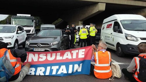 Londoners face traffic mayhem this weekend with M25 protest chaos