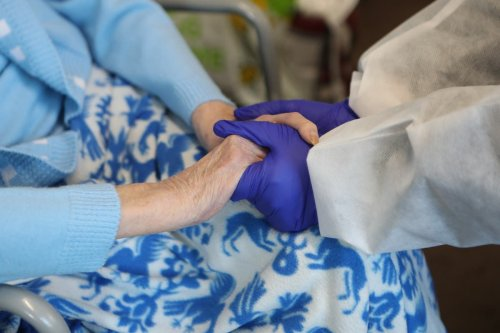 Government guidance encourages care homes to 'imprison' residents – charity