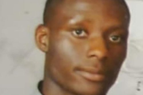 Pictured: Man left to die overnight in street after Woolwich stabbing