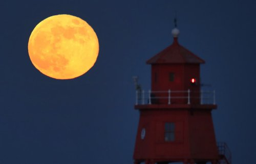 Strawberry moon tonight: what is it and when can you see it?