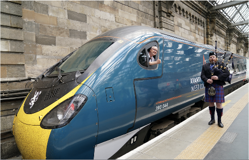 Train fails to break London-Glasgow speed record by 21 seconds