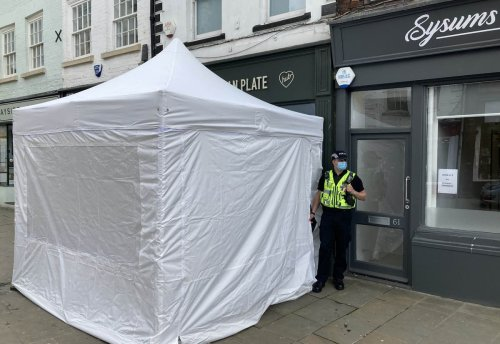 Gloucester cafe searched for body of missing teen feared killed by Fred West