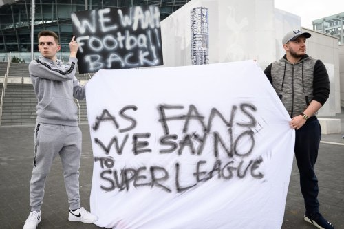 European Super League to 'reshape' plans after English clubs withdraw