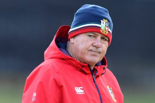 Gatland furious as South African TMO appointed for first Lions Test