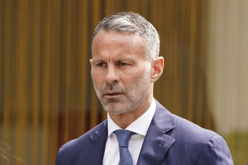 Ryan Giggs 'threw naked girlfriend out of hotel room'