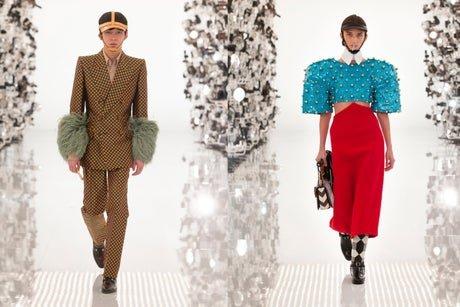 Gucci 'collaborates' with Balenciaga for 100th anniversary extravaganza