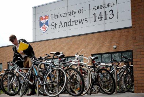 St Andrews beats Oxbridge institutions in national university rankings
