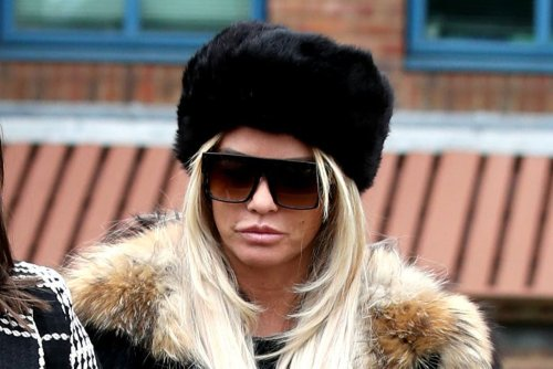 Katie Price seen for first time since entering The Priory post car crash