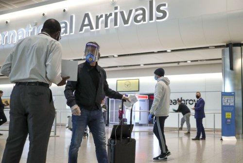 US 'won't lift travel ban on UK this summer'