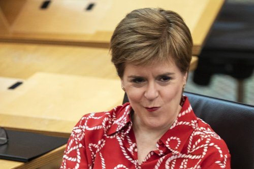 Sturgeon re-elected as First Minister of Scotland at Holyrood