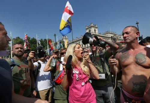 Met investigates anti-vax rally speech that raised Nuremberg trials