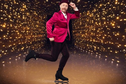 Rufus Hound: I quit drinking and vaping and am now a vegan to prepare for Dancing on Ice
