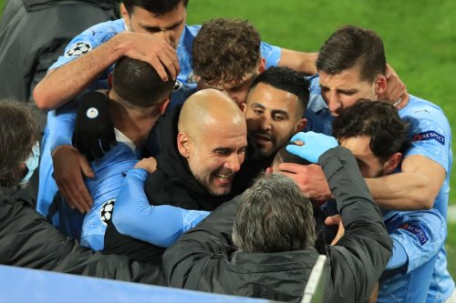 Guardiola: Man City can start to 'build history' after ending hoodoo