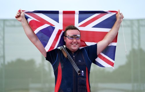 Tokyo Olympics: Brit takes shooting bronze after breaking back twice