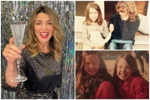 Kylie Minogue gushes over birthday girl Dannii as sister turns 50