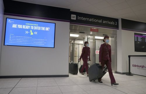 Some quarantine-free travel for Scotland from May 24 if plans approved