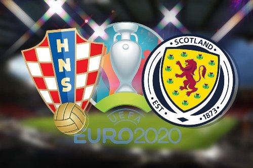 Croatia v Scotland: How can I watch Euros game on TV in UK?