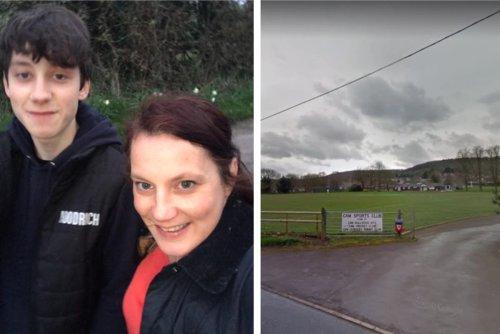 Family's grief at losing 'caring' teen, 17, killed at sports club