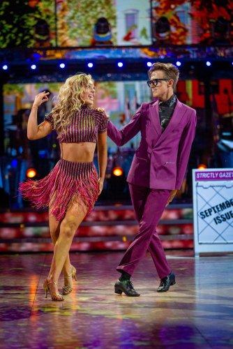 McFly star Tom Fletcher and Strictly dance partner test positive for coronavirus