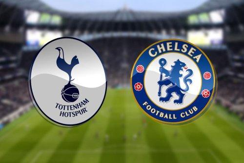 Tottenham vs Chelsea: Premier League - LIVE!