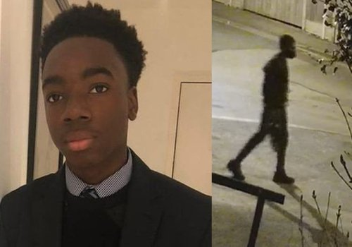 Richard Okorogheye's mother told description of body 'matches his'