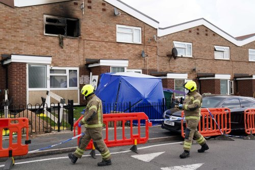 Woman arrested on suspicion of arson after fatal house fire