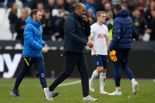 Flat Spurs display raises further questions about Nuno's approach