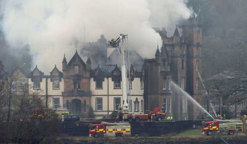 Man who died in hotel fire 'was drowning in dreams for his future'
