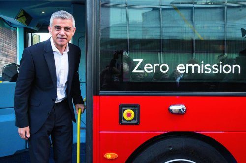 TfL commits to zero-emission buses as Mayor targets carbon-free fleet by 2034