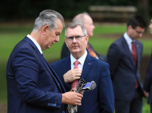 Legal challenge over DUP's north-south meeting boycott returns to High Court