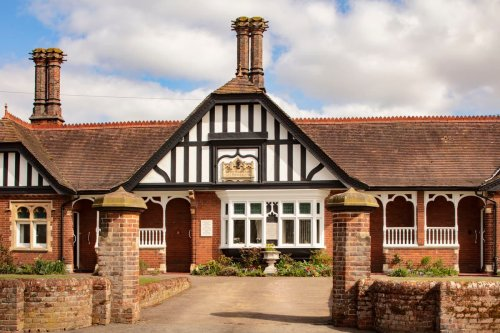 'Beautiful' 19th century almshouse awarded Grade II listed status