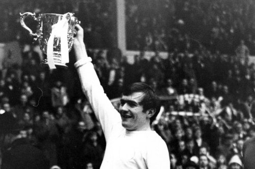 Terry Cooper: Tributes paid to Leeds United legend after death at 77