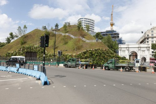 Westminster ignored and hid Marble Arch Mound warnings, says report