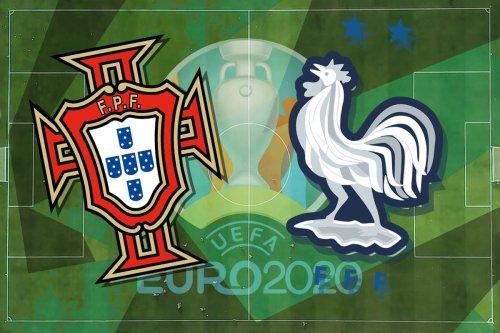 Portugal vs France: Euro 2020 - LIVE!