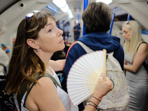 Climate crisis: Tube could become 'unbearably hot' and stations left flooded