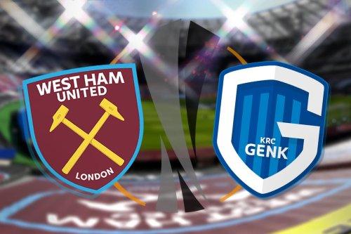 West Ham vs Genk: Europa League - LIVE!