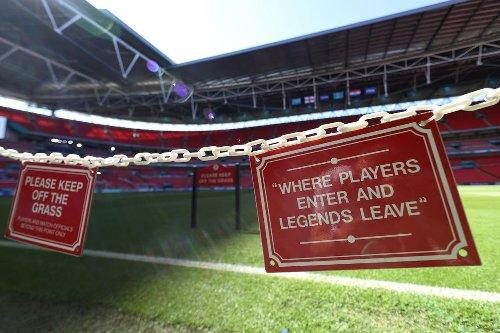 England vs Croatia: Euro 2020 – LIVE!