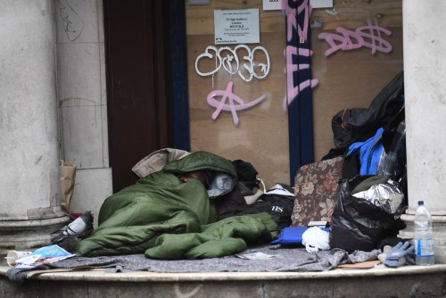 Government announces £200 million funding for rough sleeper initiative